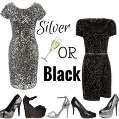 Silvester - Silver OR Black?
