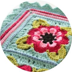 ★☆ ☆ - Beginner What you'll need... Various colours of yarn (I used Patons Smoothie DK) Appropriate size crochet hook for you...