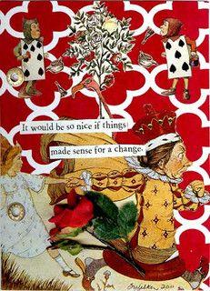 Alice's Adventures in Wonderland art