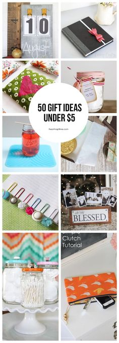 50 homemade gift ideas to make for under $5 featured on http://iheartnaptime.com ...love all of these ideas! http://animalsbags.blogspot.com $25.6New Designer Animal Face 3D Chocolate Lab Puppy Backpack Child Back Pack