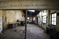 Maestranza abandonada de Tupiza