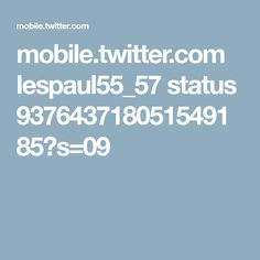 mobile.twitter.com lespaul55_57 status 937643718051549185?s=09