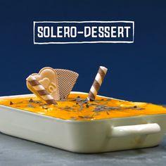 Solero Dessert recipes easy for a crowd Peanut Butter Dessert Recipes, Dessert Recipes For Kids, Dessert Food, Brownie Desserts, Fancy Desserts, Dessert Halloween, Chia Pudding, Coco, Easy