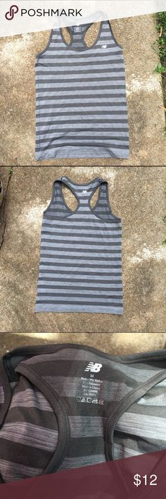 New Balance Workout Tank M Perfect condition. Worn one time. The color does not go with my skin tone. New Balance Tops Tank Tops