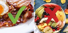 ... Le Chou Kale, Keto Recipes, Cooking Recipes, Acai Bowl, Vegan, Breakfast, Food, Rds, Delaware