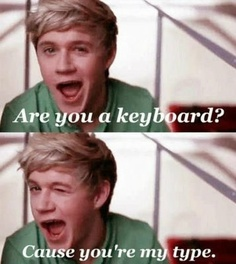 oh niall....