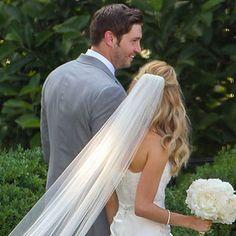 Kristin Cavallari wedding hair