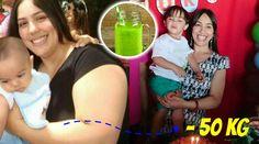 Mulher que perdeu 50 kg passa as 3 receitas de suco que a ajudaram a emagrecer - Bolsa de Mulher