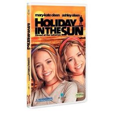 Mary-Kate and Ashley Collection * G ~ Comedy, Family, Romance = Holiday In The Sun - 2001