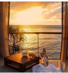 The way waking up should look