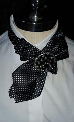 Custom necktie accessories for women