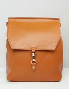 Pull&Bear | Pull&Bear Minimal Backpack at ASOS