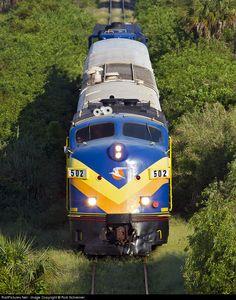 RailPictures.Net Photo: SGLR 502 Seminole Gulf EMD NPCU at Punta Gorda, Florida by Rob Schreiner