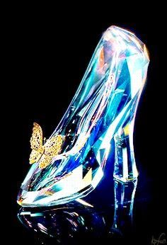 Mark Montano: Cinderella's Glass Slippers DIY