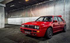 lancia delta hf integrale - evoluzione ii - Best hatch in tre word. Lancia Delta, Rally Car, Car Car, Maserati, Ferrari, Automobile, Hatchback Cars, Sweet Cars, Amazing Cars
