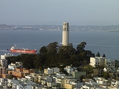 Photo: Coit Tower,San Francisco,California