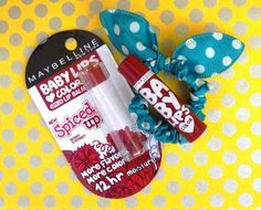 If you are fed up of your plain non-tinted lip balms or if you want to take a break from the lipsticks, then this range of #BabyLips is definitely for you.Check out Sars detailed review http://www.brideeveryday.com/maybelline-baby-lips-spiced-lip-balm-berry-sherbet-review Maybelline New York India