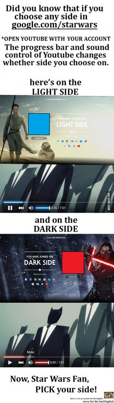 Star Wars is slowly taking the internet.