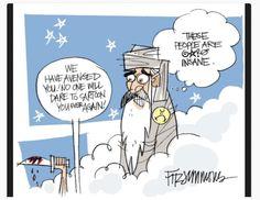 Charlie Hebdo Cartoons 28 DAVID FITZSIMMONS