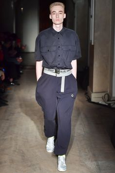 Gosha Rubchinskiy Spring 2018 Menswear Collection Photos - Vogue