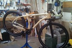 木製自転車「Slugger Bat Bike(スラッガーバットバイク)」