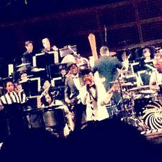 @yesitskatias photo: Pretty damn cool going to a show where theres no DJ Set up period! #JanelleMonae #SFSymphony
