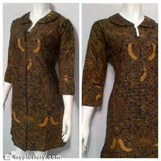 Toko Batik Online Dress Batik Tunik Motif Klasik Call Order : 085-959-844-222, 087-835-218-426 Pin BB 249fa83b Dress Batik Tunik Motif Klasik Size Allsize Fit To L Lebar Dada 98cm  Bahan Katun Primissima Motif Kain Klasik Berat 5 ons Harga retailer Rp. 150.000 / pcs