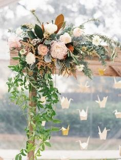 Wedding arbour