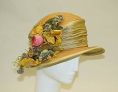 Oh!  Hat ~ 1912 ~ L.P. Hollander & Co