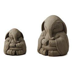 UncommonGoods: zen elephant garden sculpture... for $30 #uncommongoods