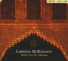 Loreena McKennitt - Nights From The Alhambra, Green