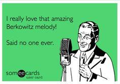 Berkowitz !! Music major problems:)