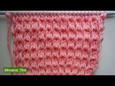 Baby Knitting Patterns, Knitting Stiches, Knitting Videos, Arm Knitting, Knitting Charts, Crochet Videos, Stitch Patterns, Crochet Patterns, Crochet Quilt
