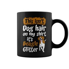 Mug BEAGLE Glitter Lady Grandpa Grandma Dad Mom Lady Man Men Women Woman Girl Boy Dog Lover - Tap the pin for the most adorable pawtastic fur baby apparel! You'll love the dog clothes and cat clothes! <3