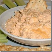 """Crock Pot Buffalo Chicken Dip (w/ baked chicken instead of canned) *This is more like what I had over the weekend. Replace crackers with big scoop fritos I think would be good.-ab*"""" data-componentType=""""MODAL_PIN"""
