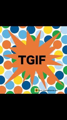 is wishing everyone a fantastic Friday! Weekend Greetings, Friday Weekend, Tgif, Logos, Logo