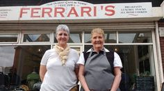Port Talbot Cafe owner: 'Steelworks closure would kill our town' - BBC News