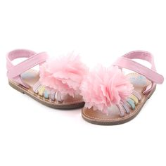 c47dbff67 2017 New Flowers Summer Shoes Baby Girls Shoes Kids Clogs Baby Moccasins  Drop Shipping