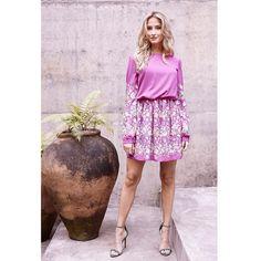 #instashooting | Mais uma escolha da @isasettanni: Vestido pink bordado! Novidade na #PBBelaCintra, #PBUberlândia e #JKiguatemi ✨ #PatBo / : @renanvitorino / :@tatmake