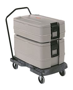 Rubbermaid 9407 CaterMax Insulated 4 Pan Carrier (FG940700)