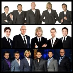 From the original five, to the new six, I've loved Celtic Thunder. <3<3