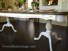 Attractive Double Pedestal Dining Tables