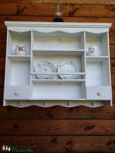 Vintage fali szekrény (BARGEIDEA) - Meska.hu