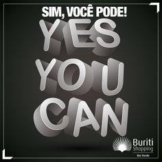 Uma ótima segunda-feira a todos!  Acredite nos seus sonhos, você tem potencial para atingir tudo que deseja!  http://www.buritishoppingrioverde.com.br/
