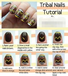 Trival nails