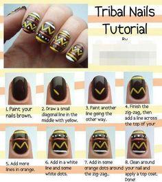 Trival nails