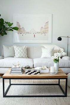 Your living room could look like this - we can help! #interiors #interiordesign