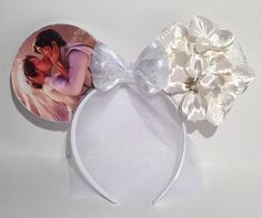 Hey, I found this really awesome Etsy listing at https://www.etsy.com/listing/225477509/rapunzel-inspired-mouse-ears