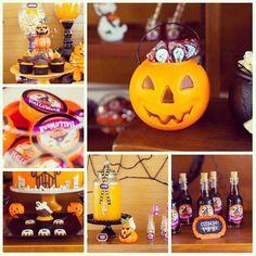 """#Halloween A data tem muito destaque nos EUA, mas aqui a cada ano que passa ganha mais força! Inspire-se com ideias para uma noite de """"#magia e #fantasia"""" com produtos que estão à venda em nossa loja: http://www.aluafestas.com.br/halloween"""