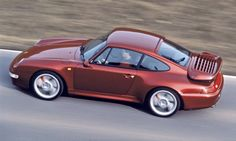 1996 Porsche 911 Turbo (993)!!!  Some consider the 993 911 Turbo to be the best 911 ever made; most see it as the last triumph of the air-cooled era.